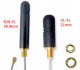 Stubby Monopole Antennas With Pigtail Cable