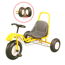 super swing tricycle (children fitness tricycles)