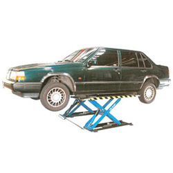 super thin vehicle lift