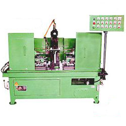 swing arm connecting axle reaming machines
