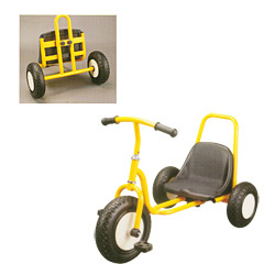 t bar hippy tricycle (children fitness tricycles)