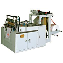 t shirt bag making machine