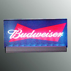 table top back bar signs