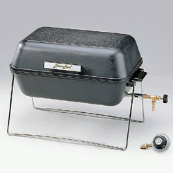 table top portable alumibum gas bbq