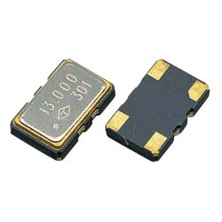 temperature compensated crystal oscillator