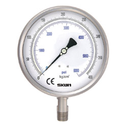 test calibration precision pressure gauges