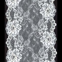 textronic lace (mbroidered lace trim)