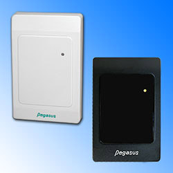 Thin Model Proximity Card Readers