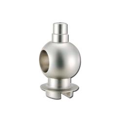 three degree stem ball valves