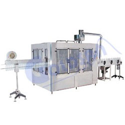 three in one filling machines