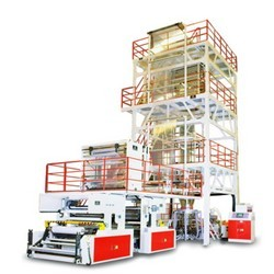 three layer co-extrusion lines