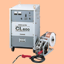 thyristor controlled co2/mag welding machines