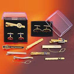 tie holders (tie clips / tie bars)