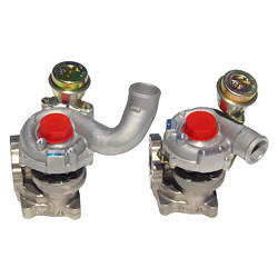 titanium auto turbo systems