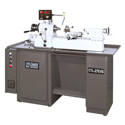 second operation toolmaker's lathe