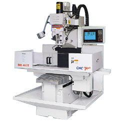 toolroom cnc bed milling machines