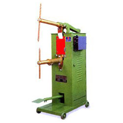 top cover handle spot welder machine