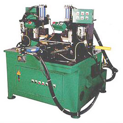 top tube double ends notching machines