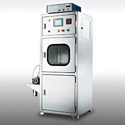 touch screen servo hard coating machine