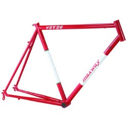 touring bike frame