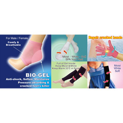 tpr gel spa glove and sock