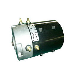 DC Traction Motors