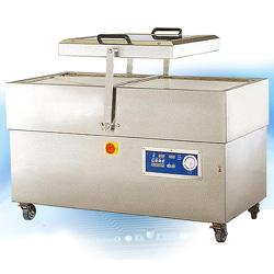 transparent-dual-tranks-vacuum-packing-machine