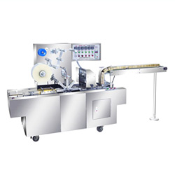 transparent film 3d packing machines
