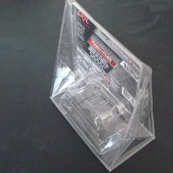 tri-fold clamshell