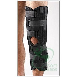 tri-panel knee splints