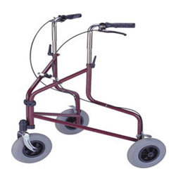 tri wheel rollators