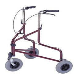 tri wheel rollators