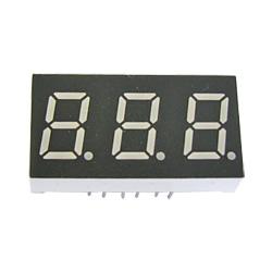 "0.40"" triple digit numeric displays"