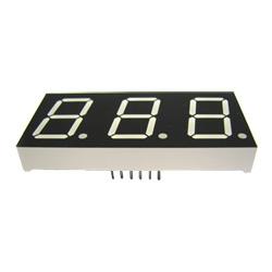 "0.80"" triple digit numeric displays"