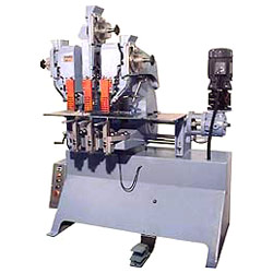 triple riveting machine