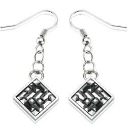 tungsten earrings