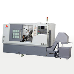 CNC Lathes (Turning Centers)