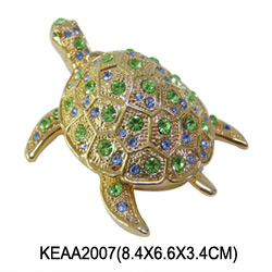 turtle jewelry boxes
