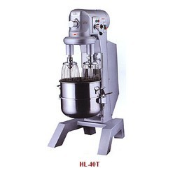 twin-arms mixers