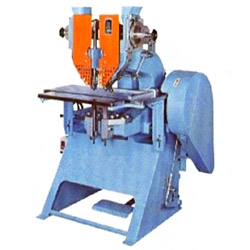 twin riveting machine