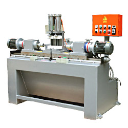 two end hydraulic riveting machine