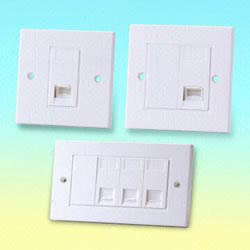 uk type wall plate