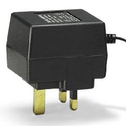uk wall mount series linear power adaptor