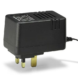 uk wall mount series linear power adaptor