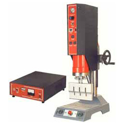 ultrasonic plastic welding machine