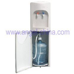 upflow water dispenser