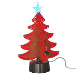 usb led christmas trees