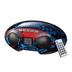 usb2.1 portable speaker