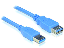 usb30 a type male to a type female cable