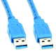 usb30 a type male to a type male cable
